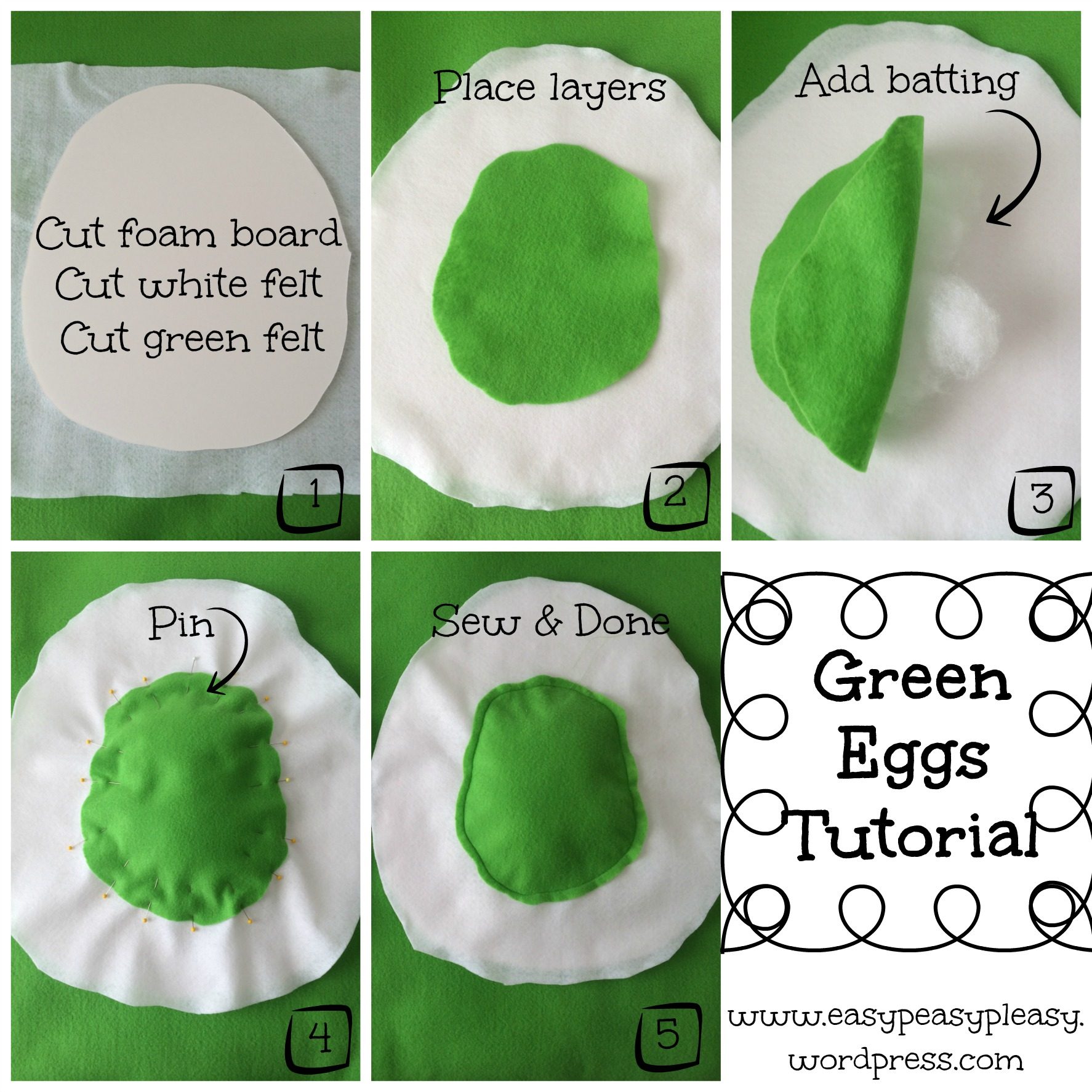 All Things Dr SeussDIY Green Eggs and Ham Costume  Easy Peasy